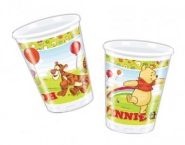 Winnie & Piglet - Pahare Plastic, 200 ml (10 buc.) - Pret | Preturi Winnie & Piglet - Pahare Plastic, 200 ml (10 buc.)