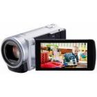 Camera video JustMobile Evorio GZ-EX215WEU, Full HD, Full HD 1080p, H.264 (.AVI), TouchScreen 3.0 inch, (Alb) - Pret | Preturi Camera video JustMobile Evorio GZ-EX215WEU, Full HD, Full HD 1080p, H.264 (.AVI), TouchScreen 3.0 inch, (Alb)