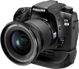 Vand DSLR Samsung GX20(Pentax K20D) + Obiectiv TAMRON AF70-300mm - Pret | Preturi Vand DSLR Samsung GX20(Pentax K20D) + Obiectiv TAMRON AF70-300mm