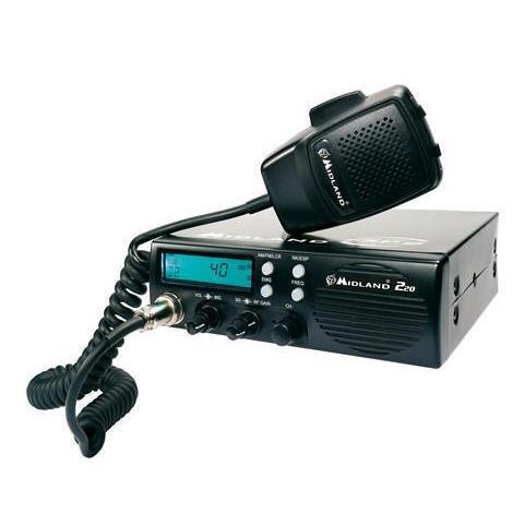 Statie radio CB Midland 220 - Pret   Preturi Statie radio CB Midland 220