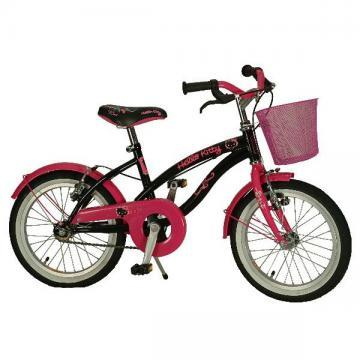 Bicicleta Hello Kitty Model 16 Devil - Pret   Preturi Bicicleta Hello Kitty Model 16 Devil