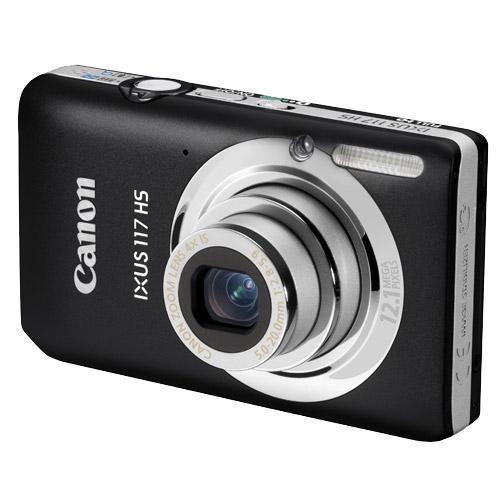 Canon IXUS 117HS NOI - 500 lei - FullHD, HDMI - - Pret | Preturi Canon IXUS 117HS NOI - 500 lei - FullHD, HDMI -
