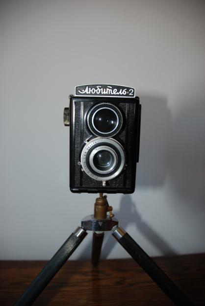 vând aparat foto de colecţie liubitel 2 - Pret | Preturi vând aparat foto de colecţie liubitel 2