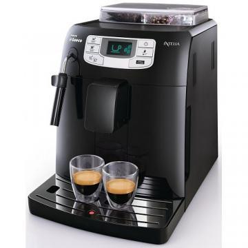 Automate cafea - Philips SAECO HD8751 INTELIA Pannarello spuma lapte 1900W 15bar - Pret | Preturi Automate cafea - Philips SAECO HD8751 INTELIA Pannarello spuma lapte 1900W 15bar