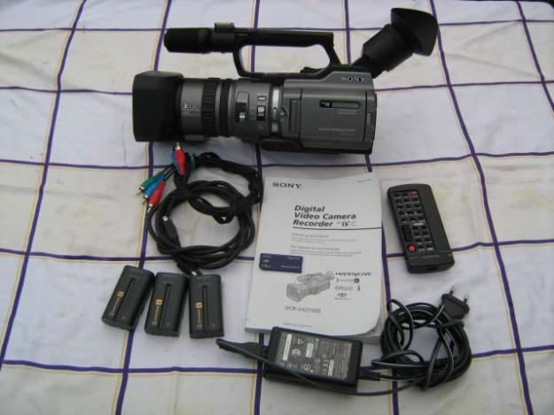 Sony DCR-VX2100e - Pret | Preturi Sony DCR-VX2100e
