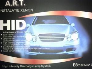 Instalatie Xenon BiXenon H4 - Pret | Preturi Instalatie Xenon BiXenon H4