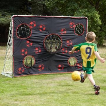 Poarta fotbal Super Goal with Trainer pentru copii TP Toys - Pret | Preturi Poarta fotbal Super Goal with Trainer pentru copii TP Toys