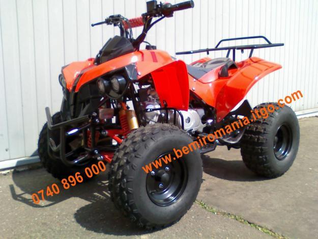 ATV Quad -uri BEMI 125cc automatic cu revers de la 365 eur neto - Pret | Preturi ATV Quad -uri BEMI 125cc automatic cu revers de la 365 eur neto