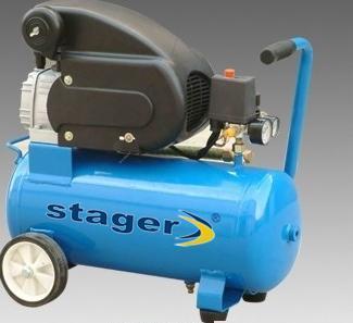 Compresoare - Stager DO47FL-24 24L Putere 1.5 kW 3 bar Debit 198 lpmin - Pret | Preturi Compresoare - Stager DO47FL-24 24L Putere 1.5 kW 3 bar Debit 198 lpmin