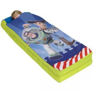 "Sac de dormit gonflabil ""Toy Story"" - Pret   Preturi Sac de dormit gonflabil ""Toy Story"""
