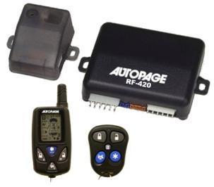 Alarma auto AutoPage RF-420 LCD - Pret | Preturi Alarma auto AutoPage RF-420 LCD