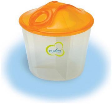 Dozator lapte praf (3 doze premasurate) 0+ NUVITA - Pret | Preturi Dozator lapte praf (3 doze premasurate) 0+ NUVITA