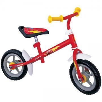 Bicicleta fara pedale Cars Runner - Pret | Preturi Bicicleta fara pedale Cars Runner