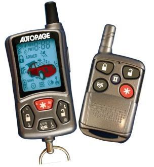 Alarma auto AutoPage RS-900 LCD - Pret | Preturi Alarma auto AutoPage RS-900 LCD