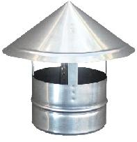 Capac cos de fum 160 mm - Pret | Preturi Capac cos de fum 160 mm