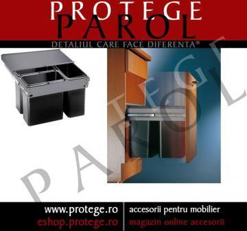 Selector de resturi menajere BLANCOSELECT BASIC 60/3 - Pret | Preturi Selector de resturi menajere BLANCOSELECT BASIC 60/3
