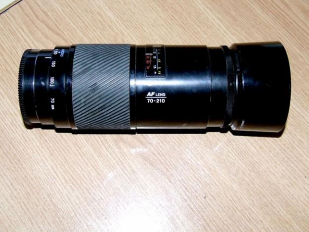 obiectiv minolta 70-210 mm - Pret | Preturi obiectiv minolta 70-210 mm