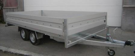 Remorca Cargo REPO R2SD 4125 - Pret | Preturi Remorca Cargo REPO R2SD 4125