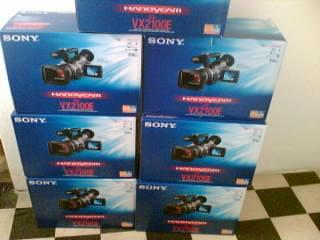 Sony VX2100; Sony FX1000; videocamere - Pret | Preturi Sony VX2100; Sony FX1000; videocamere