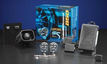Alarma auto Clifford Avant Guard 5 - Pret | Preturi Alarma auto Clifford Avant Guard 5