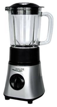 Blendere - Adler AD 4051 Blender de masa 230 W 0.6 L 2 viteze Pulse - Pret | Preturi Blendere - Adler AD 4051 Blender de masa 230 W 0.6 L 2 viteze Pulse