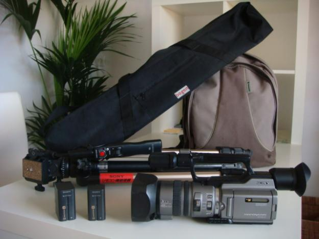 Vind camera video profesionala VX2100 - Pret | Preturi Vind camera video profesionala VX2100