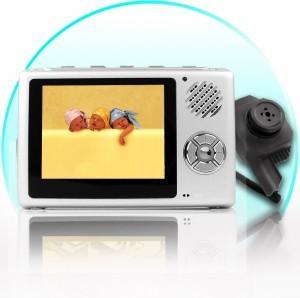Gadget Camera digitala ascunsa tip nasture cu player MP4, memori - Pret | Preturi Gadget Camera digitala ascunsa tip nasture cu player MP4, memori