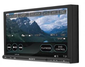 DVD MP3 playere Sony XAV-W1 - Pret | Preturi DVD MP3 playere Sony XAV-W1