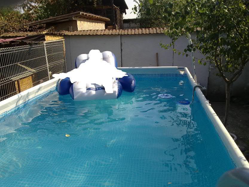 Piscina supraterana intex cadru metalic pret preturi piscina supraterana intex cadru metalic - Piscina intex 549x274x132 ...