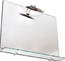Oglinda de baie 60x80 cm Nova - Pret | Preturi Oglinda de baie 60x80 cm Nova