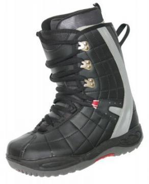 Snowboard Boots Worker - Black - Pret | Preturi Snowboard Boots Worker - Black