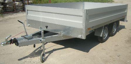Remorca Cargo REPO R2ED 3020 - Pret | Preturi Remorca Cargo REPO R2ED 3020
