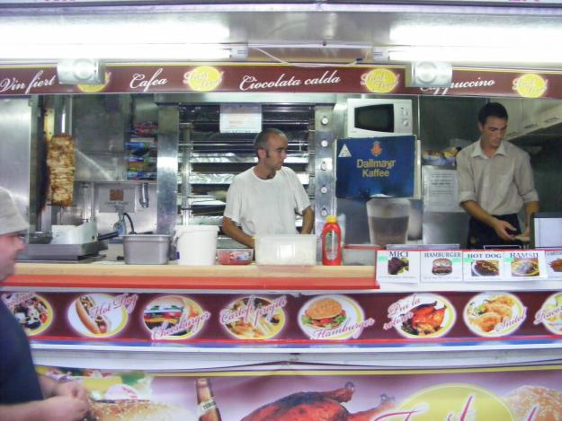 masina fast food - Pret | Preturi masina fast food