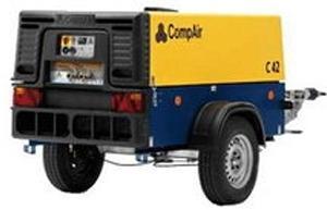 Motocompresor mobil cu surub COMPAIR tip C42 - Pret | Preturi Motocompresor mobil cu surub COMPAIR tip C42