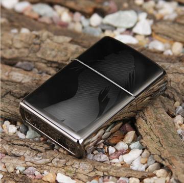 Bricheta Zippo Seductive Silhouette Black Ice - Pret | Preturi Bricheta Zippo Seductive Silhouette Black Ice