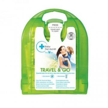 Wallaboo - Trusa Baby first aid Travel n Go - Pret | Preturi Wallaboo - Trusa Baby first aid Travel n Go