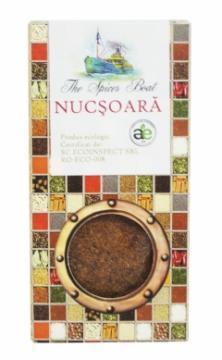 Condiment bio - nucsoara macinata - Pret | Preturi Condiment bio - nucsoara macinata