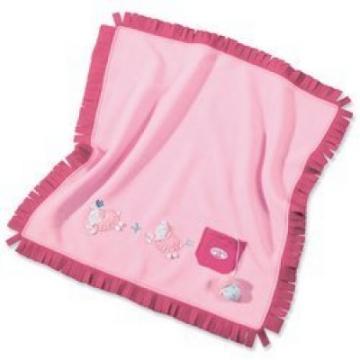 Zapf Creation - BABY ANNABELL - Blanket - Pret | Preturi Zapf Creation - BABY ANNABELL - Blanket