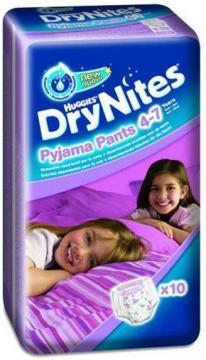Chilot absorbant pentru noapte Dry nites girl mar.1 - Pret | Preturi Chilot absorbant pentru noapte Dry nites girl mar.1