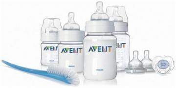 Set cadou complet Airflex pentru nou nascuti pp 0% bpa - Pret | Preturi Set cadou complet Airflex pentru nou nascuti pp 0% bpa