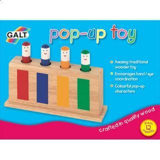 Jucarie lemn-Pop-Up Toy- - Pret | Preturi Jucarie lemn-Pop-Up Toy-