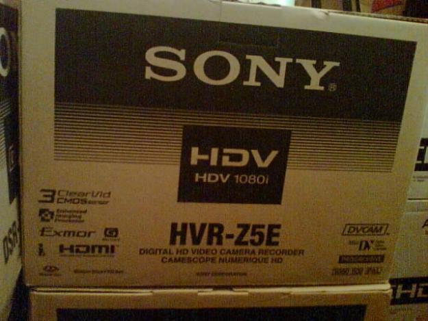 Sony Z5, Sony Z7, Sony EX1r, Videocamere profesionale - Pret | Preturi Sony Z5, Sony Z7, Sony EX1r, Videocamere profesionale