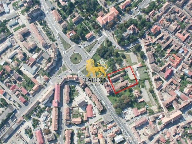 Teren de vanzare ultracentral in Sibiu 3775mp Parcul Tineretului - Pret | Preturi Teren de vanzare ultracentral in Sibiu 3775mp Parcul Tineretului