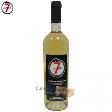 Vin dulce 7 Pacate Tamaioasa Romaneasca 0.75 L - Pret | Preturi Vin dulce 7 Pacate Tamaioasa Romaneasca 0.75 L