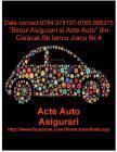 Acte Auto Asigurari - Pret | Preturi Acte Auto Asigurari
