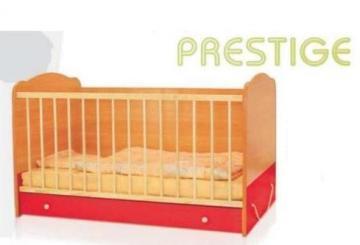 Bertoni - Patut lemn PRESTIGE + cearceaf de pat cadou - Pret | Preturi Bertoni - Patut lemn PRESTIGE + cearceaf de pat cadou