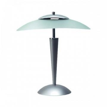 Lampa UNILUX Cristal - gri metalizat - Pret | Preturi Lampa UNILUX Cristal - gri metalizat