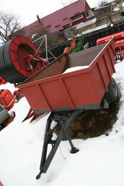 Remorca agricola - Pret | Preturi Remorca agricola