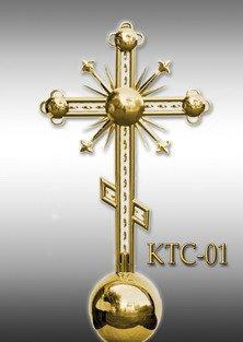 Cruci de turla, tabla aurita, clopote, policandre - Pret | Preturi Cruci de turla, tabla aurita, clopote, policandre