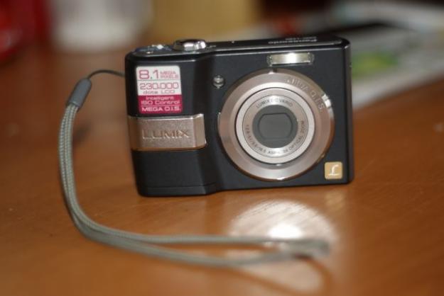 Vand aparat foto digital Panasonic DMC LS80 - Pret | Preturi Vand aparat foto digital Panasonic DMC LS80